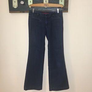 2/$18 Banana Republic Limited Ed. Trouser Jean